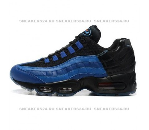 Кроссовки Nike Air Max 95 Blue/Black