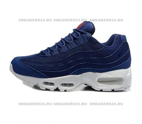 Кроссовки Nike Air Max 95 Blue/White