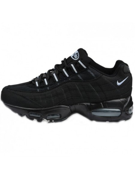 Кроссовки Nike Air Max 95 Mid Black/Dark Grey
