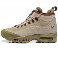 Кроссовки Nike Air Max 95 SneakerBoot Khaki/Matte Olive