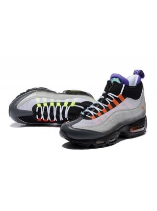 Кроссовки Nike Air Max 95 SneakerBoot Multicolor