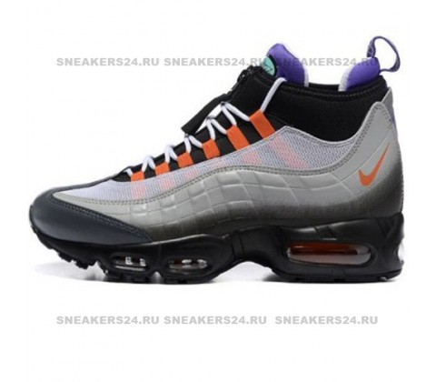 Кроссовки Nike Air Max 95 SneakerBoot Multicolor