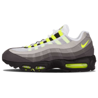 Кроссовки Nike Air Max 95 White/Black/Green