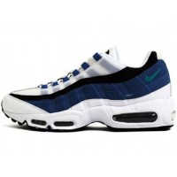 Кроссовки Nike Air Max 95 White/Blue