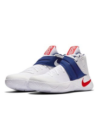 Кроссовки Nike Kyrie 2 White/Blue
