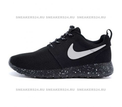 Кроссовки Nike Roshe Run Supreme Black