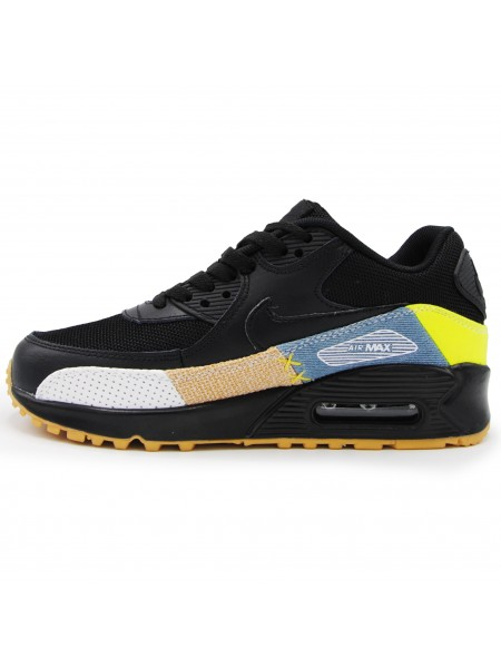 Кроссовки Nike Air Max 90 Black Seven Color
