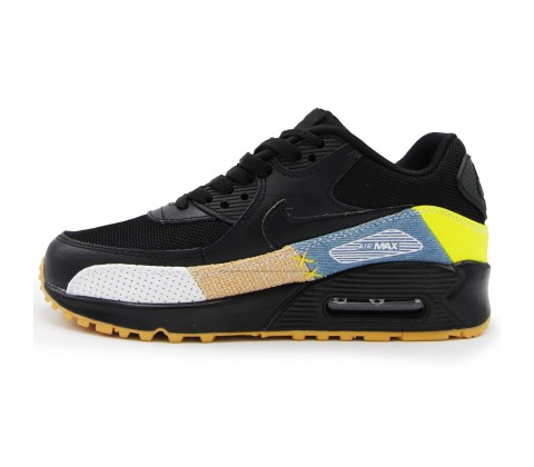 Кроссовки Nike Air Max 90 Black Seven Color