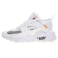 Кроссовки Nike Air Huarache x OFF White White