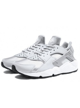 Кроссовки Nike Air Huarache Run Wolf Grey