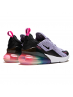 Кроссовки Nike Air Max 270 Purple Rainbow