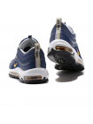 Кроссовки Nike Air Max 97 Midnight Navy/Metallic Gold