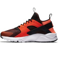 Кроссовки Nike Air Huarache Ultra BR Crimson/Black