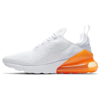 Кроссовки Nike Air Max 270 White/Orange