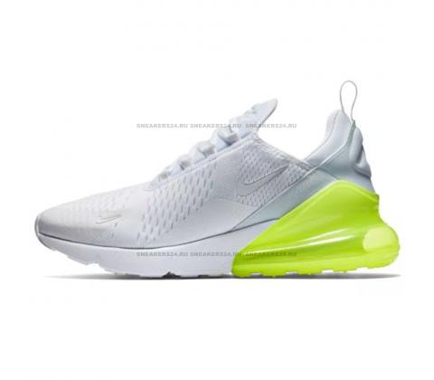 Кроссовки Nike Air Max 270 White/Light Green