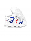 Кроссовки Nike Air More Uptempo White/Red/Blue