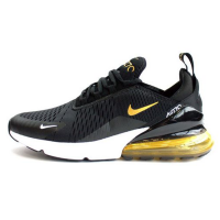 Кроссовки Nike Air Max 270 Black/Gold
