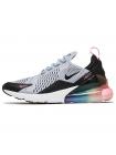 Кроссовки Nike Air Max 270 Grey Rainbow