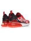Кроссовки Nike Air Max 270 x Supreme Red