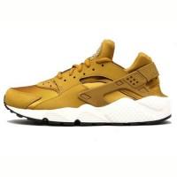 Кроссовки Nike Air Huarache Bronze/Yellow