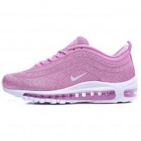 Кроссовки Nike Air Max 97 LX Swarowski Pink