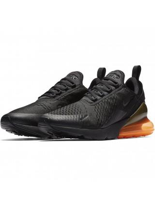 Кроссовки Nike Air Max 270 Black/Total Orange
