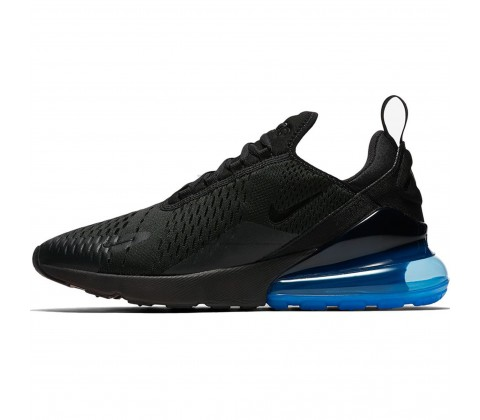 Кроссовки Nike Air Max 270 Black/Blue