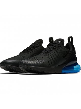 Кроссовки Nike Air Max 270 Black/Blue