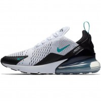 "Кроссовки Nike Air Max 270 ""Teal"" Black/White"