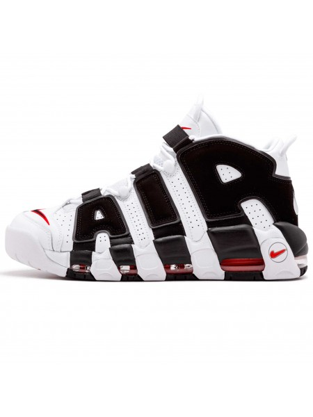 Кроссовки Nike Air More Uptempo White/Black