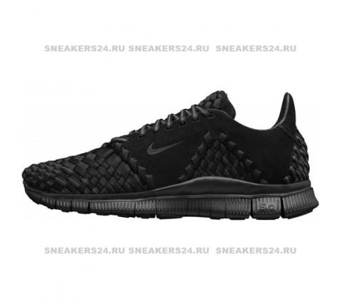 Кроссовки Nike Free 5.0 Inneva Woven II Tech Sp Black