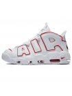 Кроссовки Nike Air More Uptempo White/Red