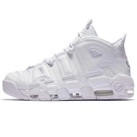 Кроссовки Nike Air More Uptempo All White