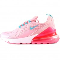 Кроссовки Nike Air Max 270 Pink/White/Blue