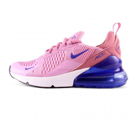 Кроссовки Nike Air Max 270 Pink/Blue/White