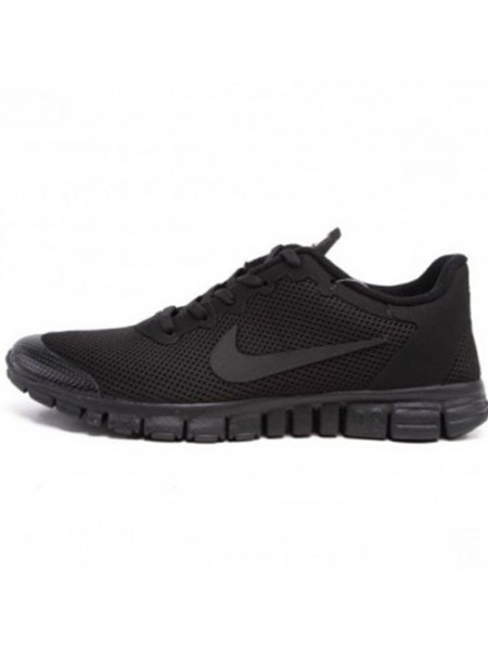 Кроссовки Nike Free Run 3.0 V2 Triple Black