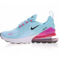 Кроссовки Nike Air Max 270 Blue/Pink/Black/White