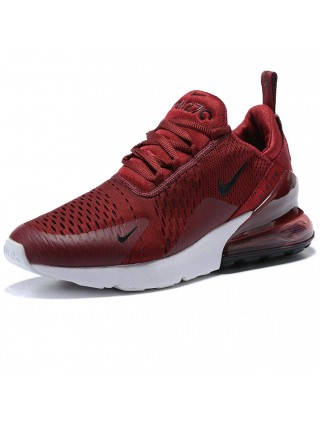Кроссовки Nike Air Max 270 Wine Red/Black/White