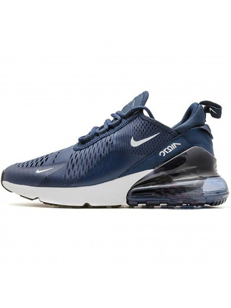 Кроссовки Nike Air Max 270 Navy Blue/White