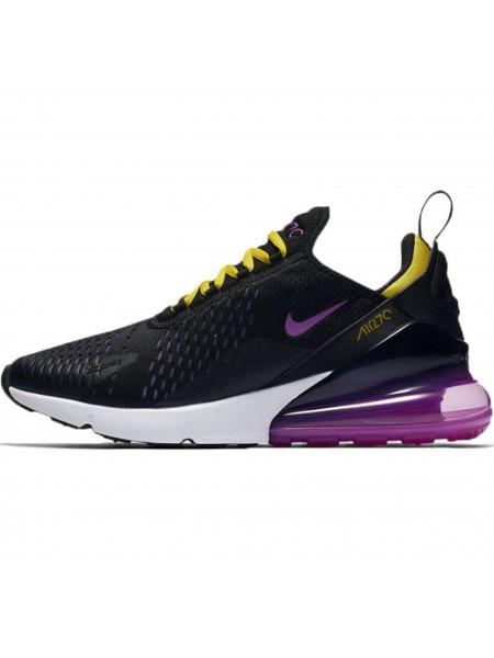 "Кроссовки Nike Air Max 270 ""Hyper Grape"" Black/Purple/White"