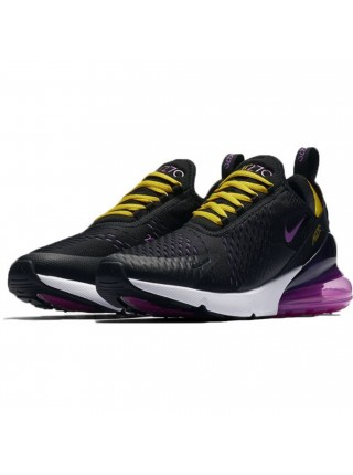 "Кроссовки Nike Air Max 270 ""Hyper Grape"" Black/Purple/White"