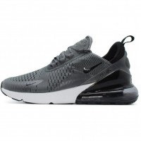 Кроссовки Nike Air Max 270 Grey/Black/White