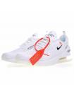 Кроссовки OFF White  x Nike Air Max 270 White
