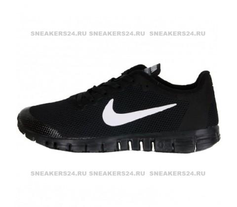 Кроссовки Nike Free Run 3.0 V2 Black/White