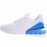 Кроссовки Nike Air Max 270 White/Blue