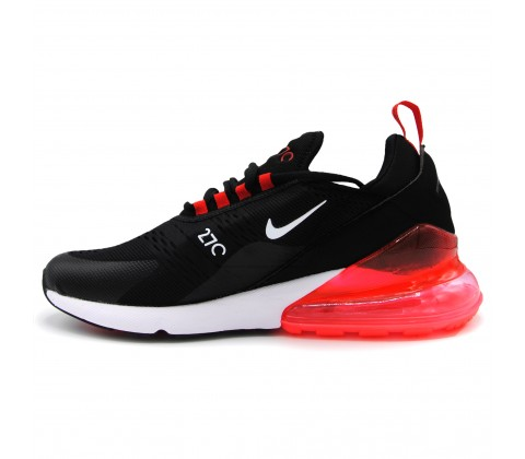 Кроссовки Nike Air Max 270 Black/Red/White