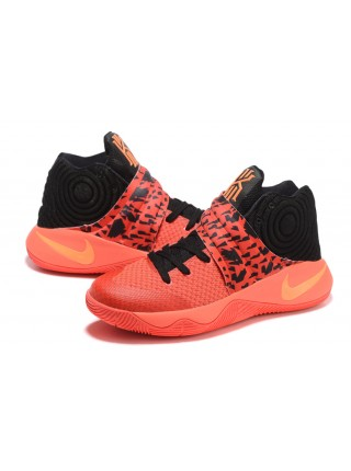 "Кроссовки Nike Kyrie 2 ""Inferno"" Orange/Black"