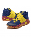 Кроссовки Nike Kyrie Irving 2 Blue/Yellow