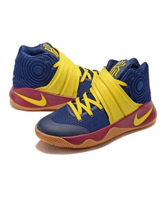 Кроссовки Nike Kyrie Irving 2 Blue/Yellow