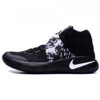 Кроссовки Nike Kyrie 2 Black/Silver